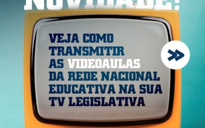 AULAS NO LEGISLATIVO